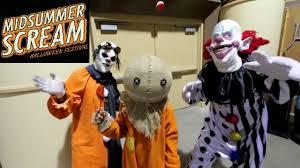 Scream Halloween Costume Midsummer Scream 2017 Halloween Festival