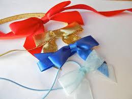 gift bows in bulk pre bows for invitations menus and packaging