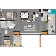 Homestyler Floor Plan 1 5bhk Floor Plan Small Home Plan Pinterest House