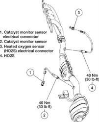 p1151 ford explorer solved 2003 ford ranger 2 3 o2 sensor how many and whe fixya