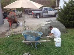 Patio Rocks Walkers Concrete Llc Stamped Concrete Patio Ideas Stamped
