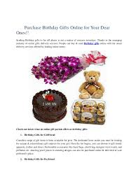 send birthday gifts purchase birthday gifts online for your dear ones