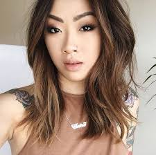hair highlight for asian best 25 asian balayage ideas on pinterest asian hair with red