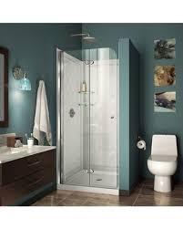 Shower Door 36 Get The Deal 3 Aqua Fold 36 X36 X74 3 4 Bi Fold Shower Door