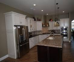 Kraftmaid Peppercorn Cabinets 53 Best Soft White Kitchens Images On Pinterest White Kitchens