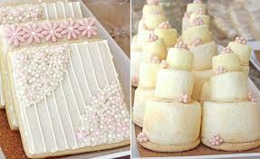 Bridal Shower Dessert Table Romantic Bridal Shower Dessert Table Guest Feature
