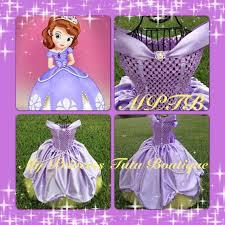 Halloween Costumes Sofia Princesa Sofia Niñas U0026 Niños Tutu Dresses