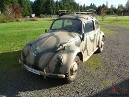 volkswagen thing 4x4 1943 kdf type 82e replica 1962 vw beetle sedan