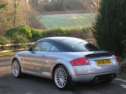 used 2006 audi tt mk1 99 06 quattro sport for sale in east