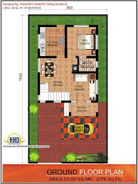 Duplex Floor Plans 3 Bedroom by 20 X 40 House Plans Escortsea