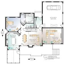 Waterfront Floor Plans House Plan W3925 Detail From Drummondhouseplans Com