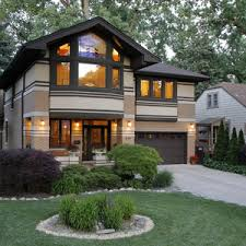 modern prairie style house plans prairie house plans category small style plan open floor craftsman
