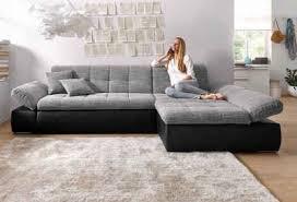 sofa l form mit schlaffunktion polstermöbel l form mxpweb