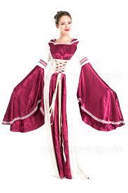 Magenta Halloween Costume Cheap Renaissance Halloween Costumes Aliexpress