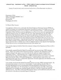 recent cover letters federal resume sample with regard to 17