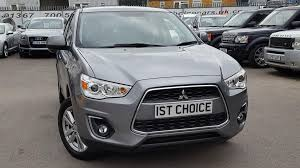 used 2013 mitsubishi asx 3 just 17000 miles a superb low mileage