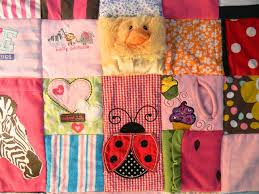 memory clothes the lost baby clothes quilt a happy stitch