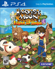 harvest moon harvest moon light of hope special edition for playstation 4 gamestop