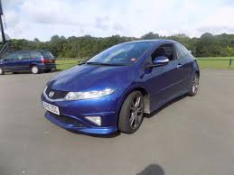 used 2010 honda civic i ctdi type s gt t for sale in gwent