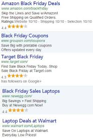 amazon search only black friday deal black friday started last week in paid search adgooroo
