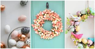 easter decoration adorable easter decorations to add splashes of to your home