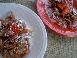 fiesta friday funnel cakes feasting with friends