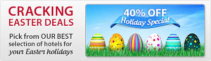 last minute travel cracking easter deals up to 40