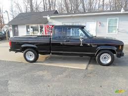 Ford Ranger Truck Cab - 1988 black ford ranger xlt extended cab 46776413 photo 5