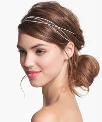 bridal party accessories u2014 headbands for bridesmaids and