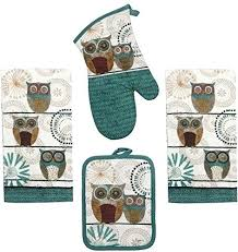 owl decor owls kitchen decor owl design classy inspiration amazon com