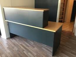Gumtree Reception Desk Office Reception Desk With Return Section Other Furniture