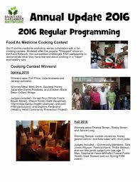 annual update backyard gardeners network