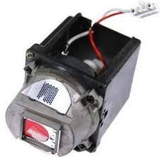 hewlett packard hp vp6312 projector housing with genuine original