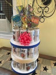 Liquor Bottle Cake Decorations Mini Alcohol Bouquets I U0027ve Made Nice Ideas Pinterest Mini