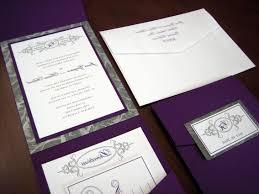 Silver Wedding Invitations Wedding Invitations Silver Gallery Wedding And Party Invitation