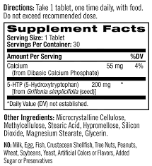 5 Htp Before Bed by Natrol 5 Htp Timed Release 200mg Pack Of 30 Tablets Amazon Co