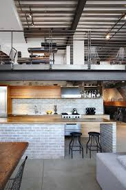 industrial home interior industrial loft by shed architecture u0026 design homeadore