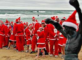 christmas zealand australia