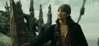 orlando bloom won points when he rejoined of the