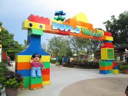 Legoland Florida Map by Legoland Florida Resort Duplo Valley Review
