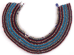 african beads necklace images C1880 south african zulu beaded necklace ebay jpg