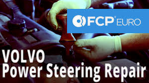 volvo power steering repair s60 reservoir u0026 hose fcp euro youtube