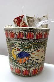 Paper Mache Ideas For Home Decor Pencil Holder Papier Mache Indian Handicraft Home Decor With