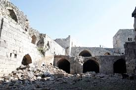 will the crac des chevaliers survive the syrian civil war