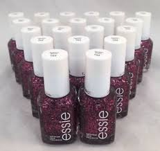bridal shower party favors 20 essie wholesale nail pink glitter baby bridal shower