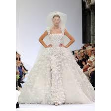 wedding dresses 2009 wedding dresses 2009 2010 haute couture elie saab weddin