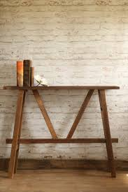 Pallet Console Table Diy Pallet Console With Artful Design Pallet Furniture Plans