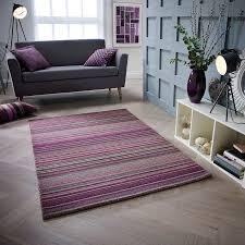 caracella nassar hand woven wool purple rug u0026 reviews wayfair co uk