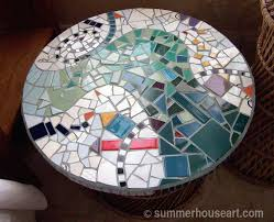 how to make a mosaic table top mosaic table top wall piece created by will bushell at