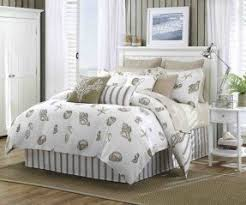 inspired bedding seashell comforter set foter